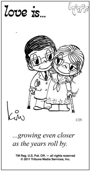 عشق یعنی... لاو ایز... love is
