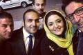 نرگس محمدی با لباس عروس + تصاویر سلفی جدیدش
