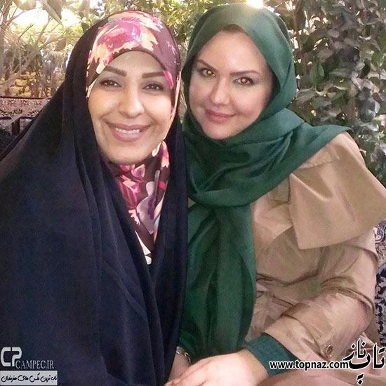 نیلوفر امینی فر و فاطمه محمدی