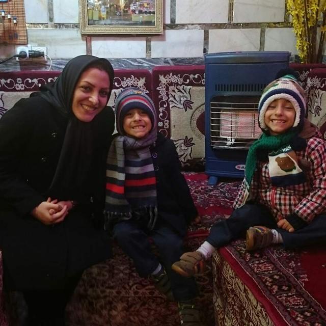 بیوگرافی المیرا شریفی مقدم و همسرش + عکس های خانوادگی و زندگی شخصی هنری