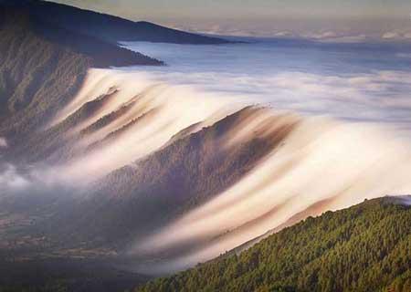 آبشار زیبا