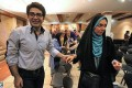 افشاگری وکیل فرزاد حسنی در مورد آزاده نامداری و عکسش