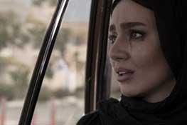 عکس شقایق فراهانی در فیلم دربست