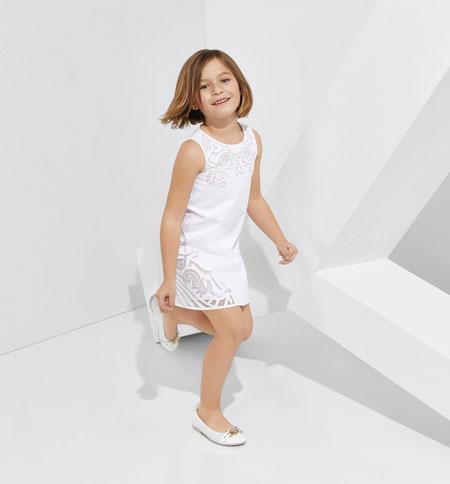 لباس کودکانه 11 کلکسیون مدل لباس کودکانه ورساچه بهار 2015