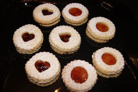 آموزش تهیه شیرینی کوکی شکری برای عید نوروز