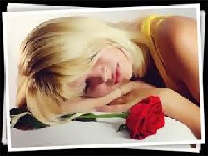 نامه رمانتیک و عاشقانه دختر