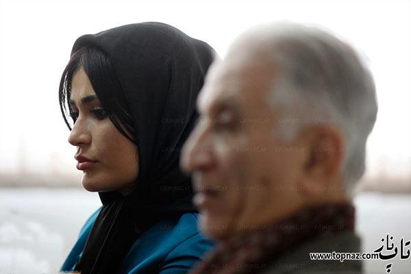 عکس های شیوا طاهری بازیگر جوان ایرانی