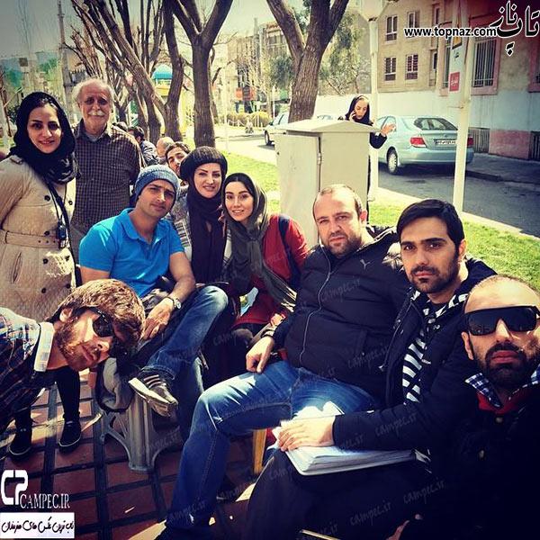 خاطره حاتمی بازیگر زن ایرانی