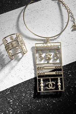 کلکسیون جواهرات شنل, مدل جواهرات Chanel,مدل جواهرات سال 2015