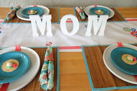 چیدمان منزل و دکوراسیون در روز مادر