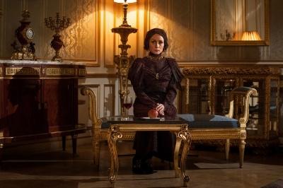حدیث فولادوند در نقش همسر اول شاه فوزیه