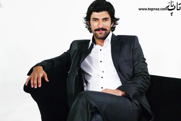 عکس و بیوگرافی انگین آکیورک بازیگر عمر در سریال لطیفه