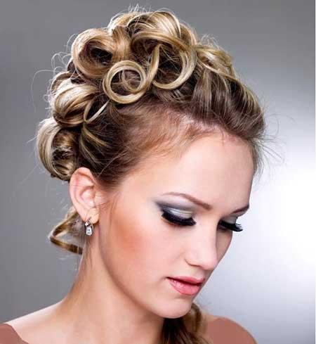 مدل موی جذاب و زیبای زنانه