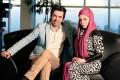 عکس های سعید مدرس و همسرش