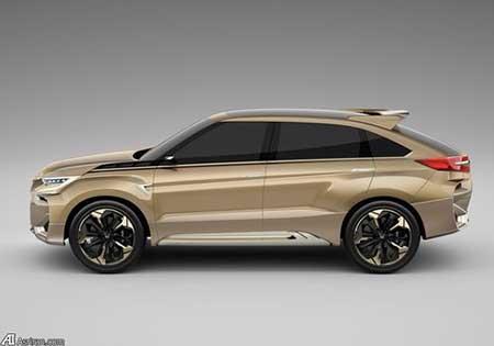 عکس های خودروی هوندا دی Concept مدل 2015