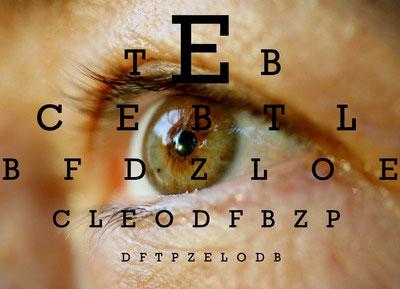 چشم سالم
