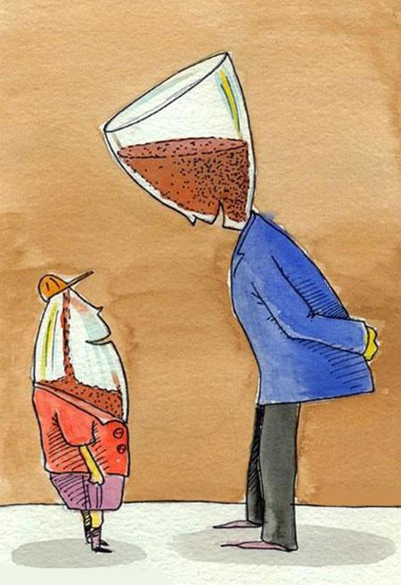 کاریکاتور روز معلم (4)