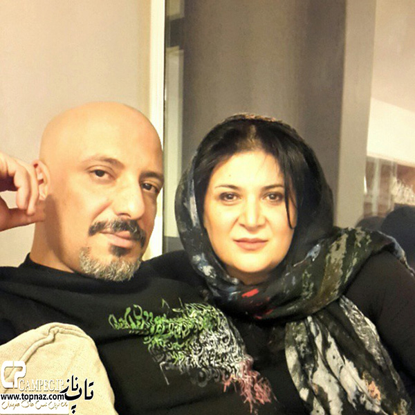 عکس های بازیگران ایرانی و همسرانشان