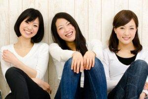 حمام زنانه در ژاپن
