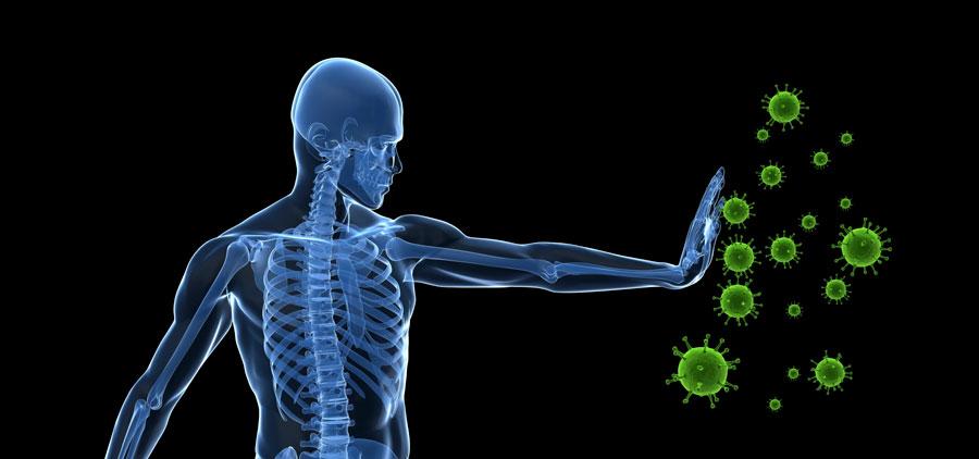 هشت دلیل اصلی ضعیف شدن سیستم ایمنی بدن