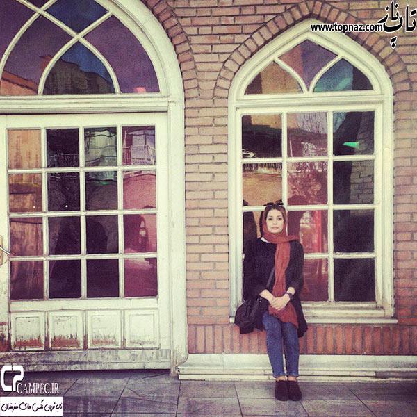 تصاویر ناهید محمودی