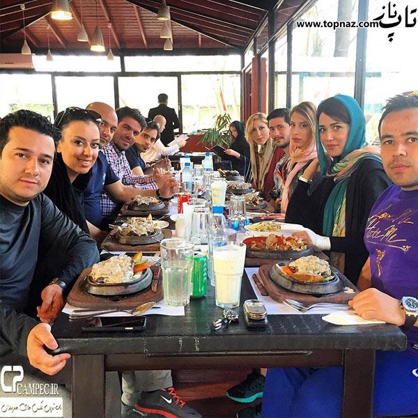 عکس های پریناز ایزدیار در تعطیلات عید نوروز