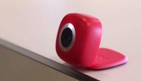 دوربین چسبنده عکس سلفی