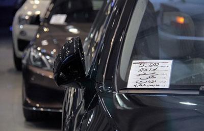 عکس خودروی بنز 3 میلیاردی در تهران