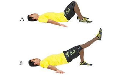 حرکت ورزشی برای سفت کردن ماهیچه و تناسب اندام