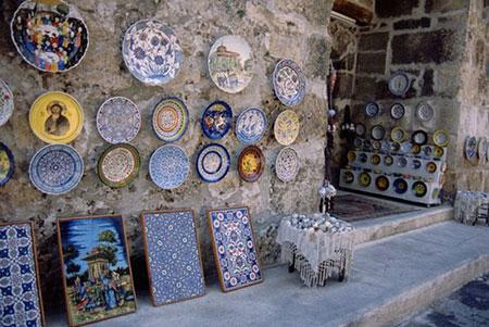 سفر به آنتالیا ، جاذبه های گردشگری آنتالیا ، بازار آنتالیا