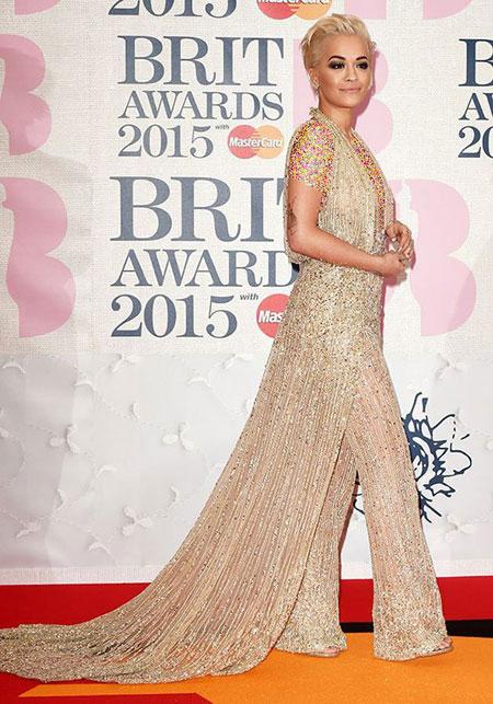لباس هالیوودی ها درBrit Awards 2015, لباس بازیگران هالیوودی