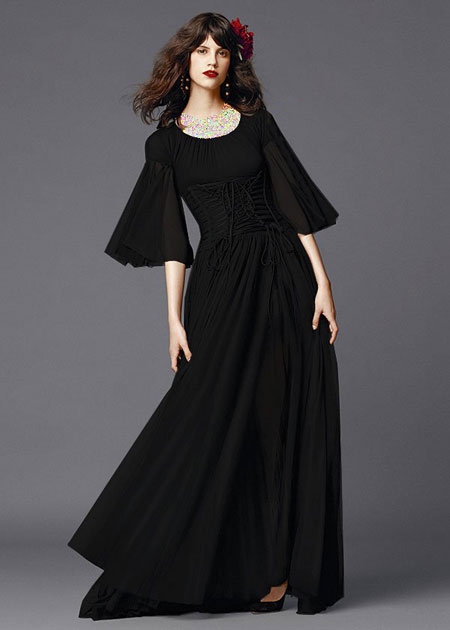 پیراهن بهار و تابستان 2015,مدل پیراهن زنانه دی اند جی