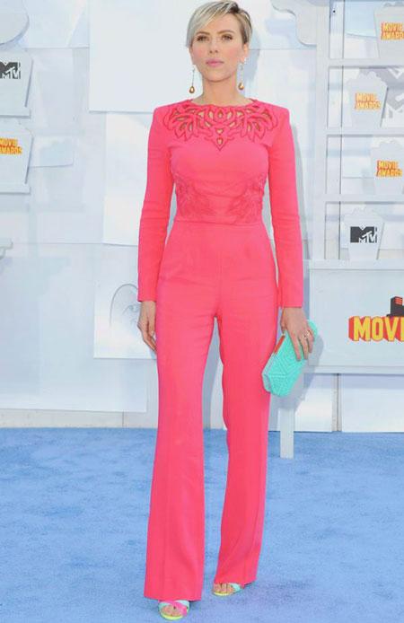 لباس ستارگان هالیوودی در مراسم Mtv Movie Awards,لباس ستارگان هالیوودی