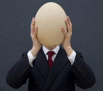 معمای تخم مرغ فروش میلیاردر