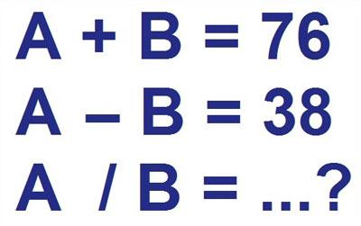 تست هوش اعداد و حروف