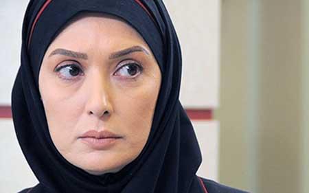 همسر آتنه فقیه نصیری سریال شمعدونی بازیگران شمعدونی
