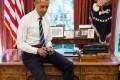 گوشی موبایل رئیس جمهور آمریکا چیست؟ +عکس