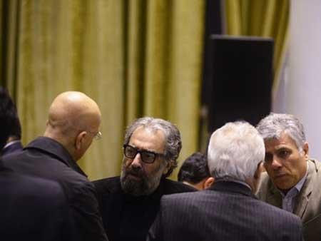 عکس بازیگران زن و مرد ایرانی در ضیافت شام