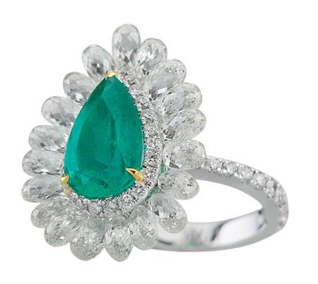 مدل جواهرات برند ALZAIN JEWELRY