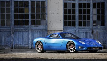 عکس های قوی ترین خودروی برقی جهان