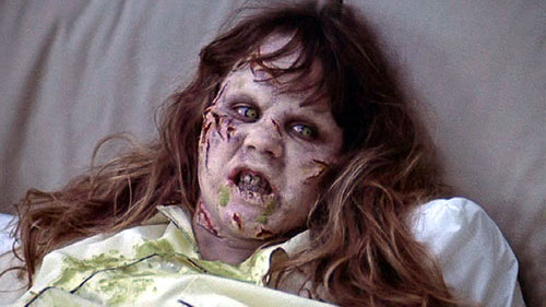 دختر وحشتناک فیلم جن گیر