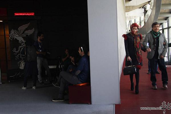همسر جوان رضا رویگری