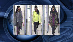 زنان داعش