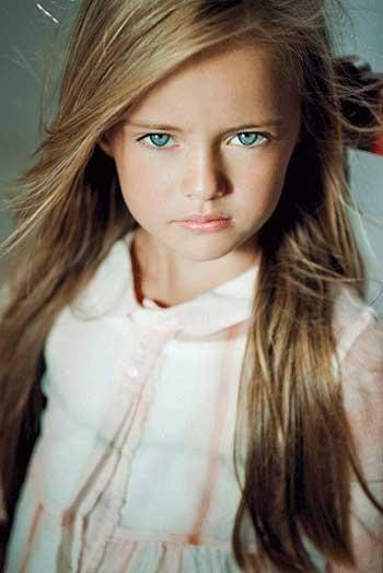 عکس های سوپر مدل دختر