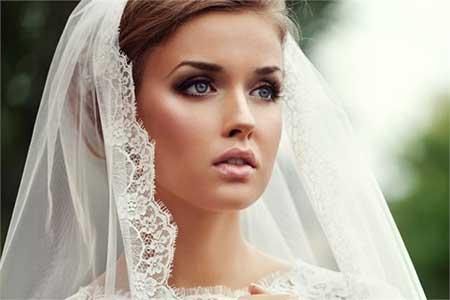 راز زیباتر شدن عروس خانم ها در شب عروسی