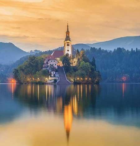 عکس های مقصدهای افسانه و زیبای دنیا