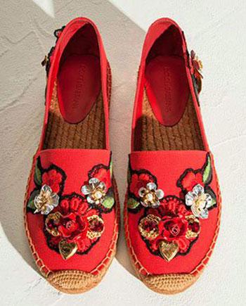 مدل کفش اسپرت دولچه و گابانا بهار