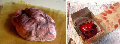 کیک تولد چندش آور