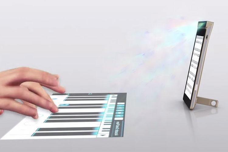 گوشی هوشمند Smart Cast لنوو