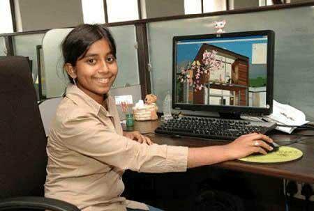 این دختر دانش آموز جوان ترین مدیر عامل دنیا است! + عکس